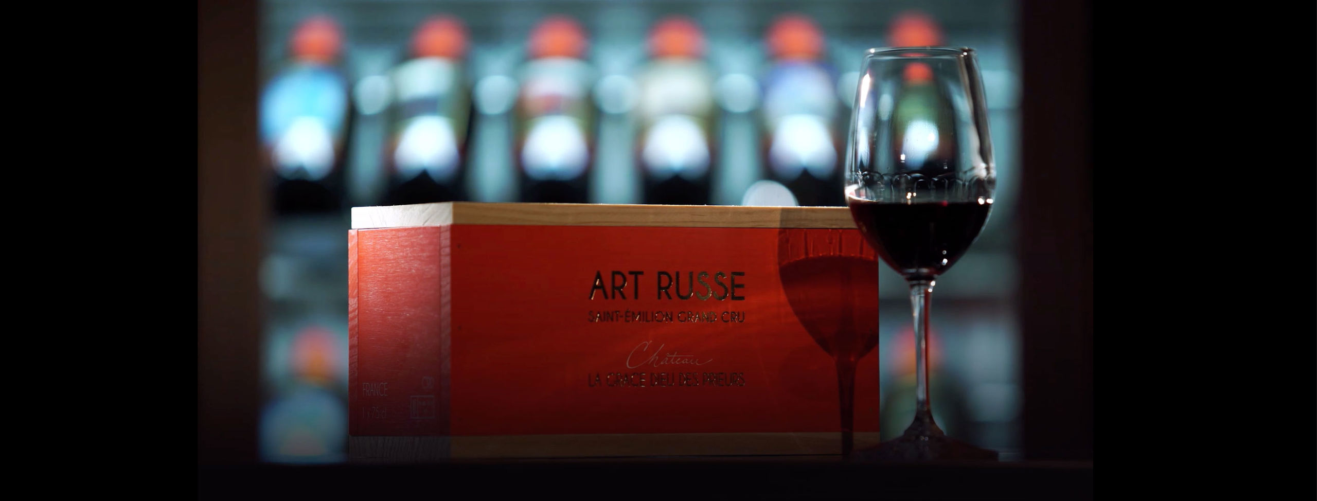 ART RUSSE AD CAMPAIGN NOMINATED FOR WORLD MEDIA AWARDS